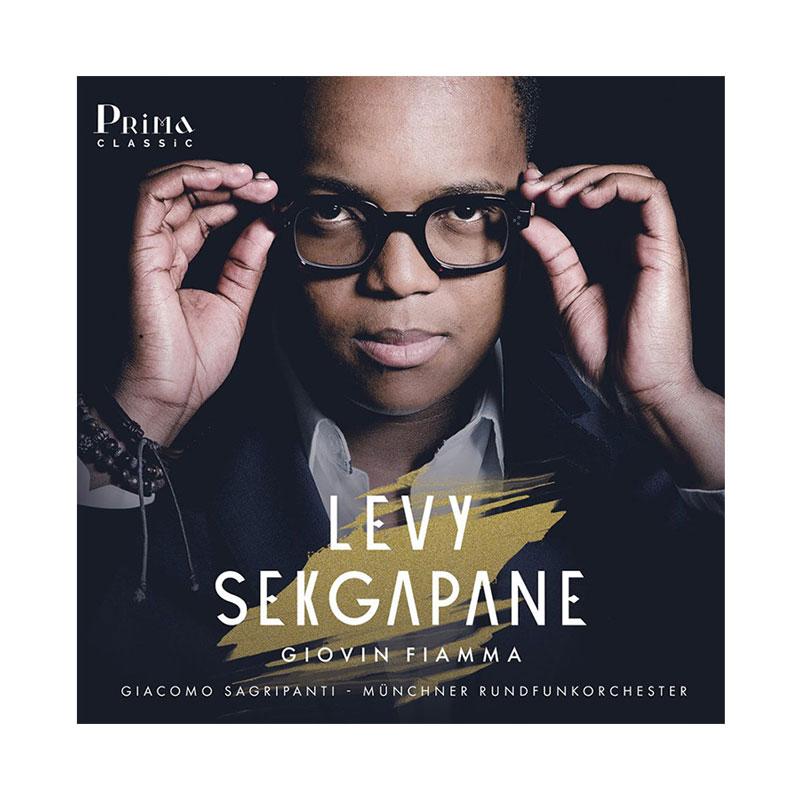Levy Sekgapane – Giovin Fiamma (Rossini Arias) – Prima Classic